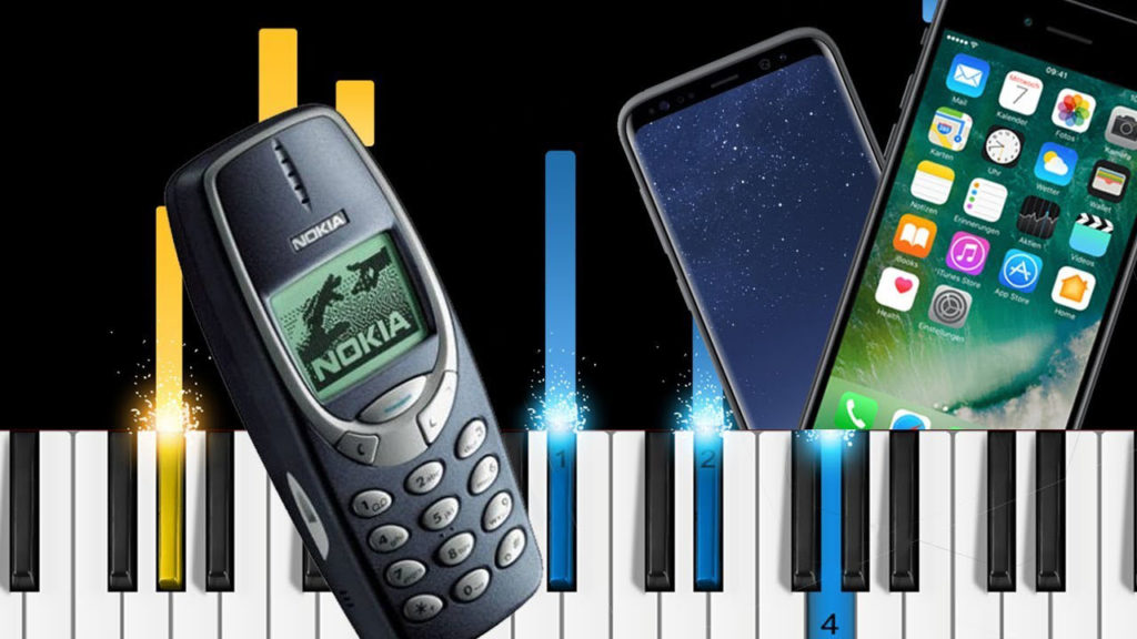 A Brief History Of Cellphone Ringtones